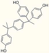 三酚A分子结构式